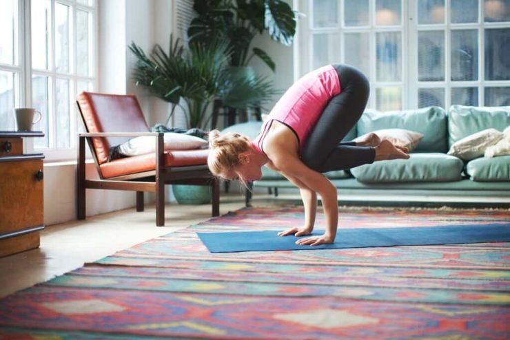 5 Consejos para la Práctica de Yoga en el Hogar