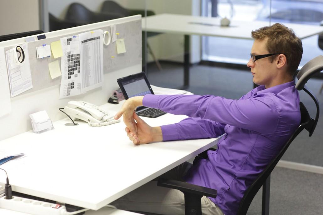 Gimnasia laboral: conoce sus beneficios y cómo implementarla