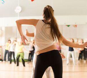 Baile Entretenido Grupal